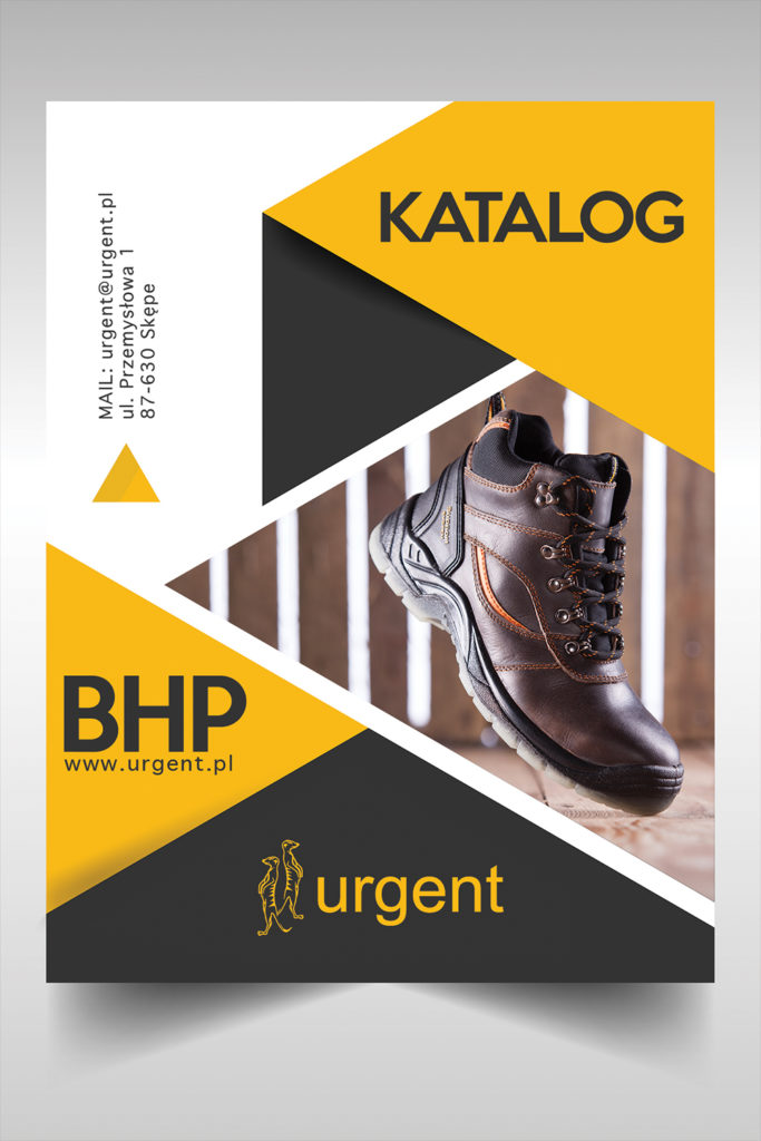 Botega Studio - Projekty reklamowe - Urgent