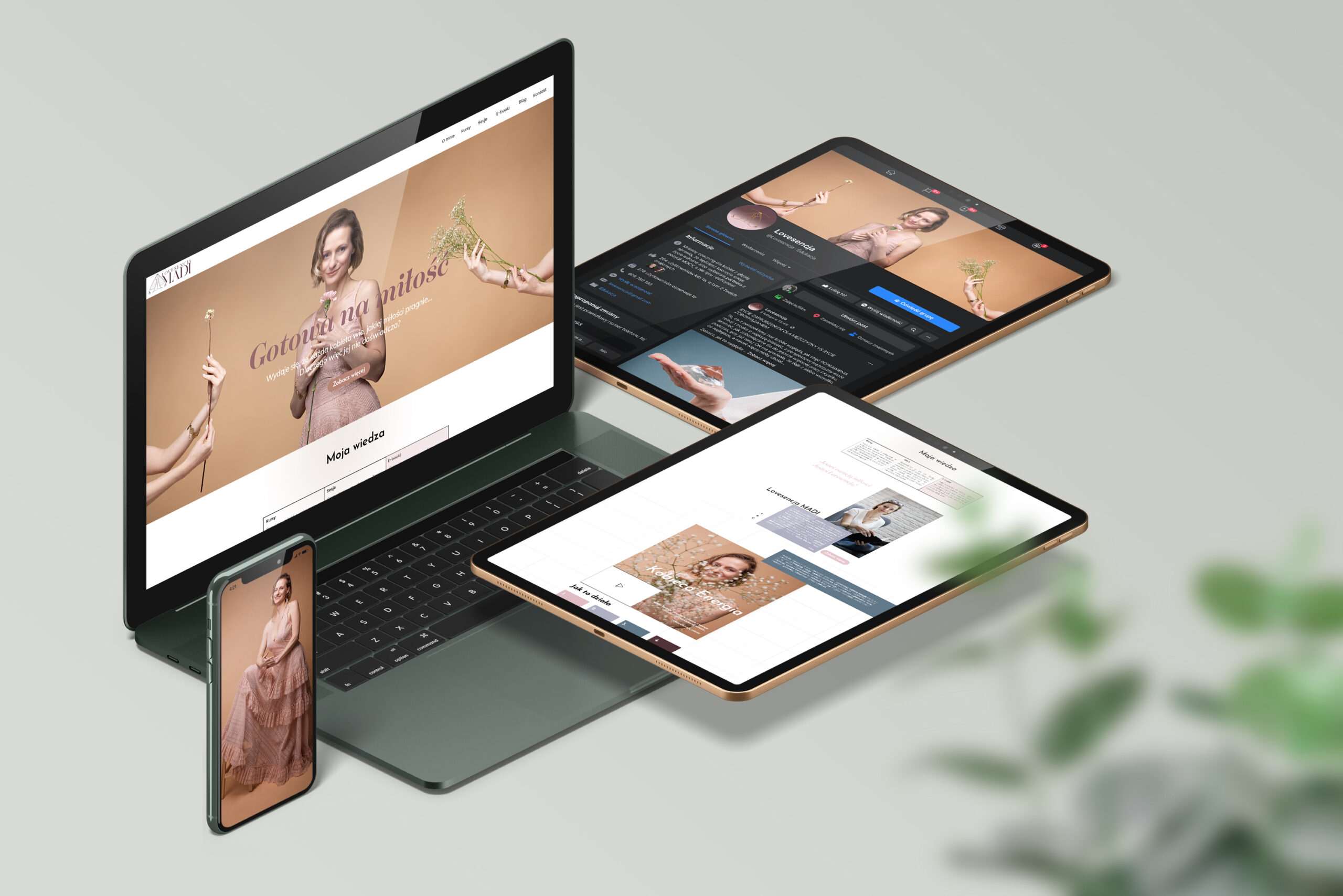 Botega Studio - Projekty reklamowe - Lovesencja